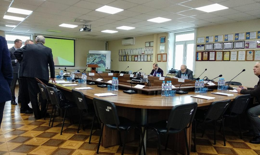 "Meeting of the working group №4 ""Technologies for the marine electronic equipment and control systems"" («Ship instrument"")"