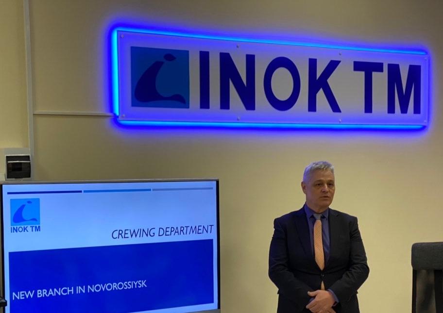New branch office of INOK TM Ltd was opened in Novorossiysk.
